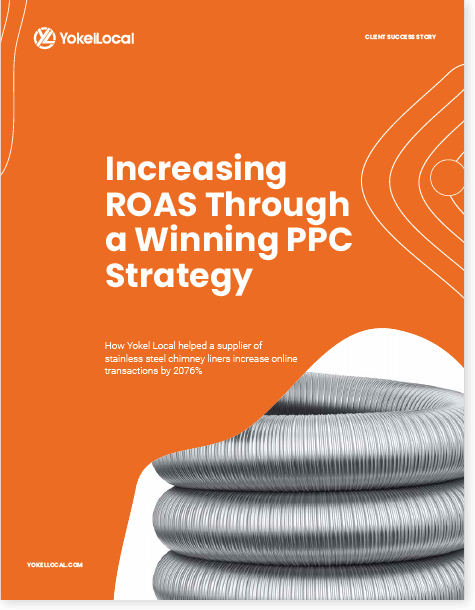 ECommerce Case Study: Increasing ROAS Through a Winning PPC Strategy