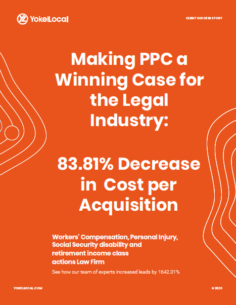 Case Study- Winning Case for PPC in the Leal Industry