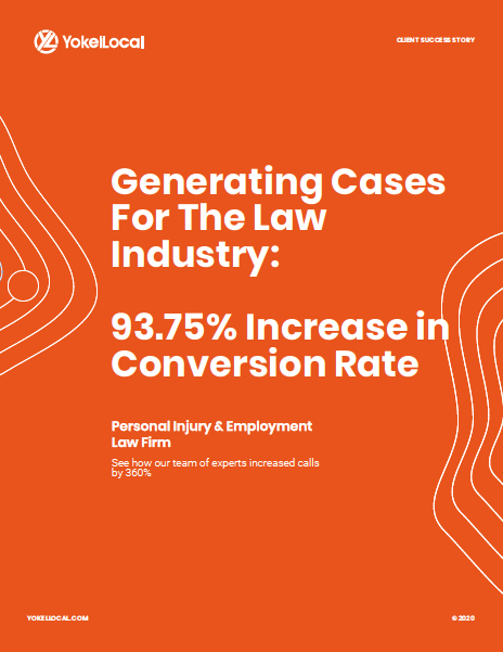 Case Study- Generating cases for the law industry