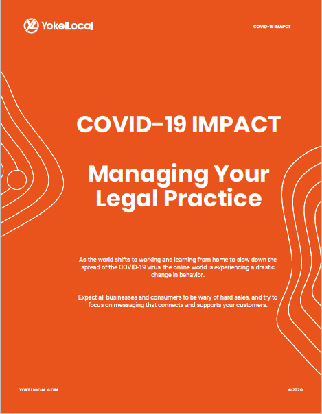 Case Study - COVID19 Impact Legal Industry
