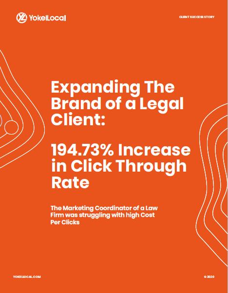 Case Study: Expanding Legal client brand